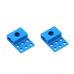 Makeblock - Makeblock Bracket P3 - Blue (Pair)