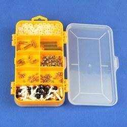 Makeblock Hardware Robot Pack (Stainless Steel Screws) - Thumbnail
