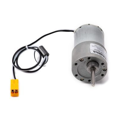Makeblock için 37 mm DC Motor - 12 V / 50 RPM - 80402