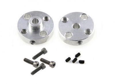 Makeblock için Şaft Hub′ı 4 mm (Çift) - 84740