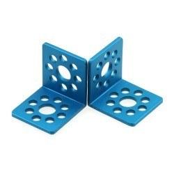 Makeblock - Makeblock L1 Tutacağı Mavi - Bracket L1 - Blue - 61512