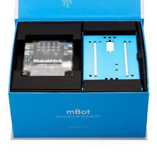 MakeBlock mBot 2.4G Kiti v1.1 - Mavi