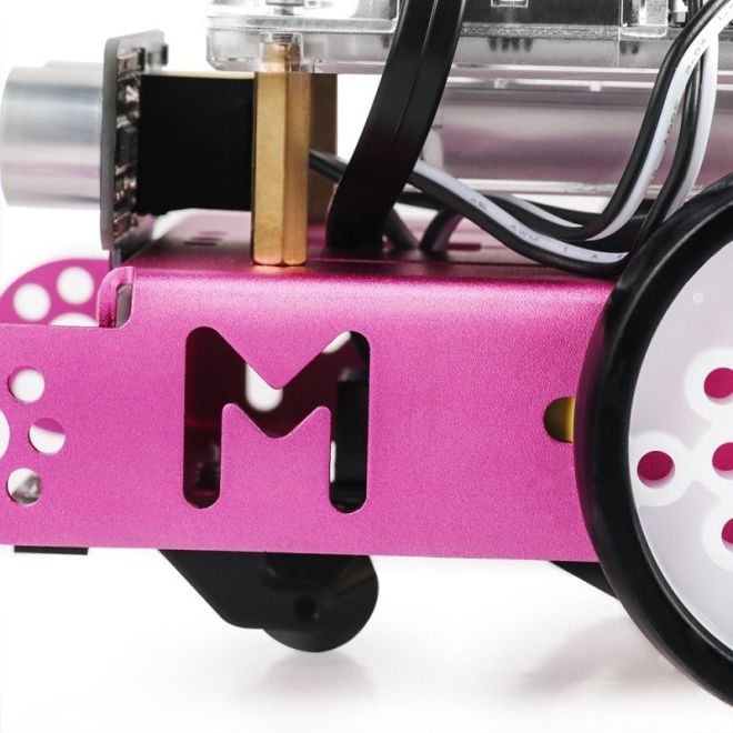 MakeBlock mBot Bluetooth Kiti v1.1 - Pembe