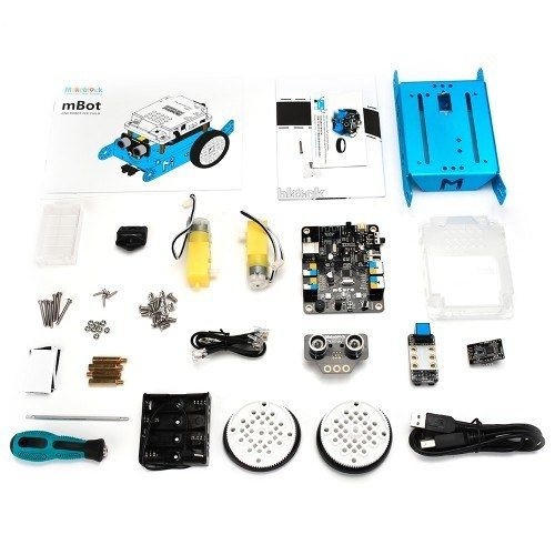 MakeBlock mBot Bluetooth Kit v1.1 - Blue