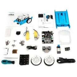 MakeBlock mBot Bluetooth Kiti v1.1 - Mavi - Thumbnail