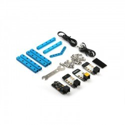 Makeblock - MakeBlock mBot İnteraktif Işık ve Ses Eklenti Paketi - 98056