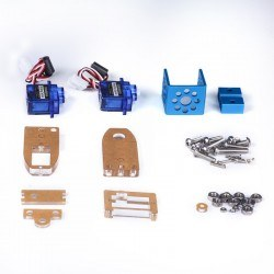 Makeblock Mini Pan Tilt Kit - 89003 - Thumbnail