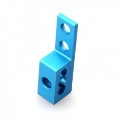 Makeblock P1 Tutacak Mavi (2 Adet)- Bracket P1 - Blue (Pair) - 62400 - Thumbnail