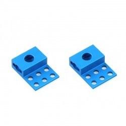 Makeblock - Makeblock P3 Tutacak Mavi (2 Adet)- Bracket P3 - Blue (Pair) - 62404