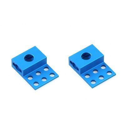 Makeblock P3 Tutacak Mavi (2 Adet)- Bracket P3 - Blue (Pair) - 62404