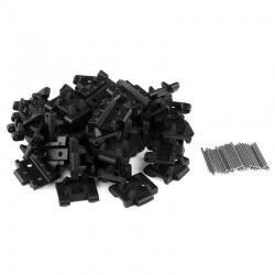 Makeblock Palet Aksları ile Palet Seti (40 Adet) - Track with Track Axle (40 Pack) - 87050 - Thumbnail