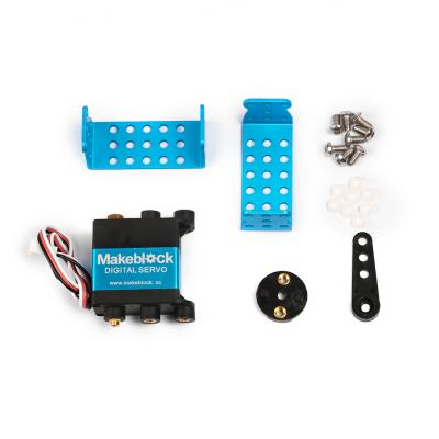 Makeblock Robot Servo Paketi - Robot Servo Pack - Blue - 95008