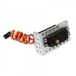 Makeblock Servo Motor Tutacağı - Servo Bracket A - 62216 - Thumbnail