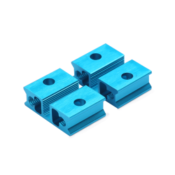Makeblock - Makeblock Slide Beam0824-016-Blue (Pair)