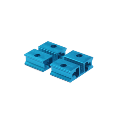 Makeblock Slide Beam0824-016-Blue (Pair) - Thumbnail