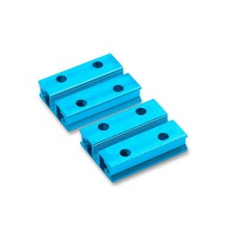 Makeblock Slide Beam0824-032-Blue (Pair) - Thumbnail