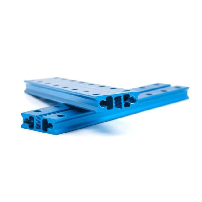 Makeblock Slide Kiriş 128 mm - 0824-128 - (2 Adet) - 60030