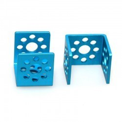 Makeblock - Makeblock U1 Tutacağı Mavi - Bracket U1 - Blue - 61516