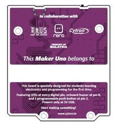 Maker UNO Development Board - Arduino Compatible - Thumbnail