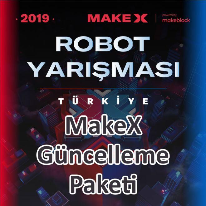 MakeX Güncelleme Paketi