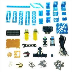 MakeX Yarışma Paketi - Mbot Eklenti Paketi + Yarışma Pisti - Thumbnail