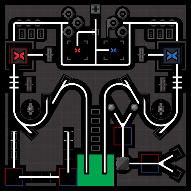MakeX Yarışma Paketi - Mbot Eklenti Paketi + Yarışma Pisti