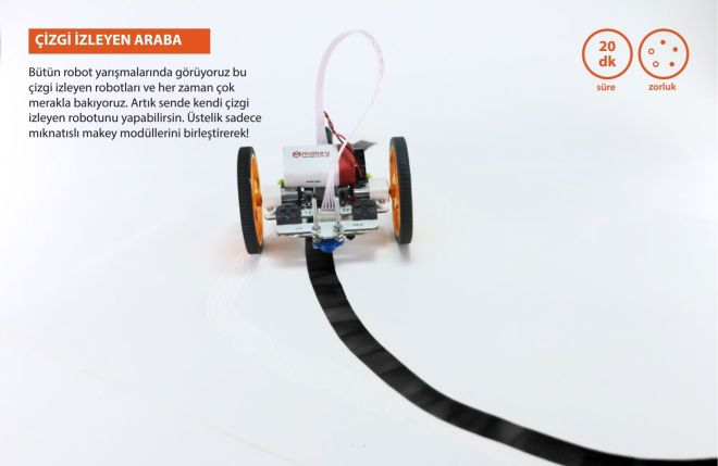 Makey Robotik Kit