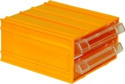 Mano - Mano K-31 Plastic Drawers (110x120x62mm)