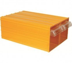 Mano - Mano K-56 Plastic Drawers (212x302x126mm)