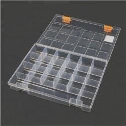 Mano Şeffaf Malzeme Kutusu 11 Inch Klasik Organizer - Ş-ORG-11 - Thumbnail