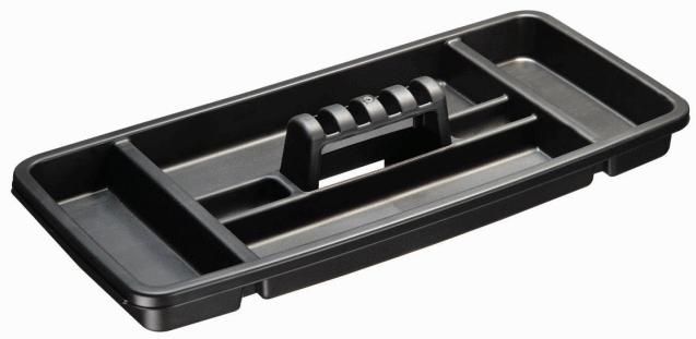 Mano Takım Çantası-Alet Çantası 16 Inch Metal Kilitli MT-16