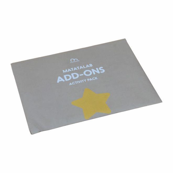 Matatalab Eklentiler Aktivite Paketi (Kodlama Seti ve Eklenti Paketleri Uyumlu)