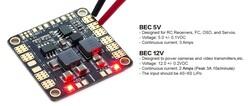 Matek Mini Güç Dağıtım Kartı - 5V/12V BEC - Thumbnail