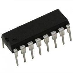 TI - MAX232 - DIP16 Entegre