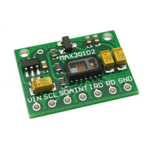 Kalp Nabız Sensörü (MAX30102 - MAX30100)