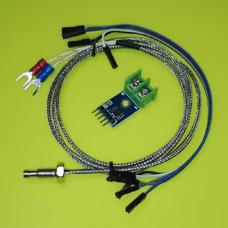 A thermocouple datalogger based on the Arduino