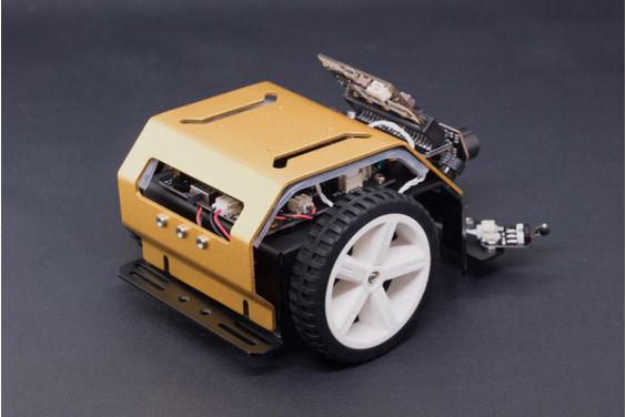 Max:bot Kendin Yap Programlanabilir Robot Kiti (Çocuklar için)