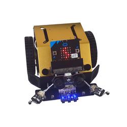 DFROBOT - Max:bot Kendin Yap Programlanabilir Robot Kiti (Çocuklar için)