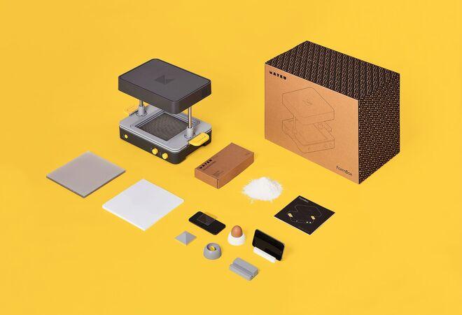 Mayku FormBox Masaüstü Vakum Makinesi