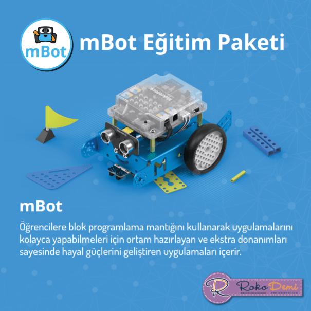 mBot Online Eğitim Paketi