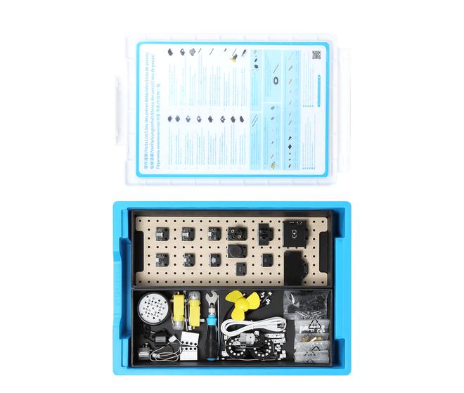 mBuild AI & IoT Yaratıcı Eklenti Paketi