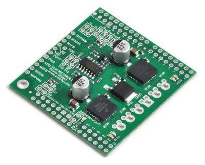 MC33926 Arduino Uyumlu Çift Motor Sürücü Kartı - PL-2503