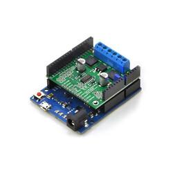 Pololu - MC33926 Arduino Uyumlu Çift Motor Sürücü Kartı - PL-2503