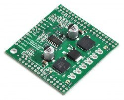 MC33926 Dual Motor Driver Card Compatible with Arduino - Thumbnail