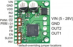 MC33926 Motor Driver Board - PL-1212 - Thumbnail