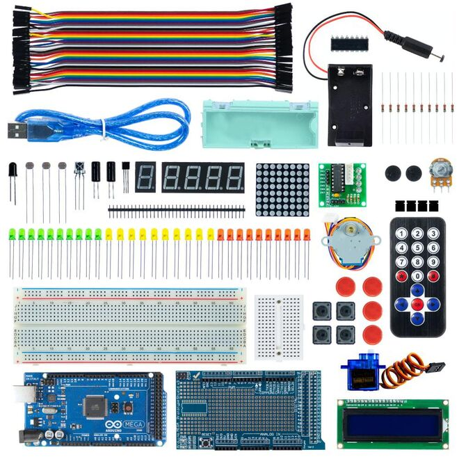 Mega Starter Kit for Arduino