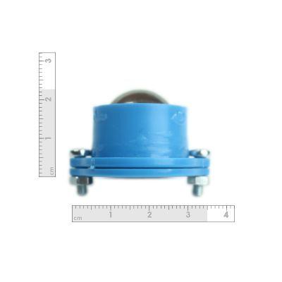 Metal Ball Caster - Blue