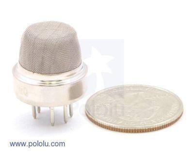 Metan Gaz (CNG) Sensörü - MQ-4