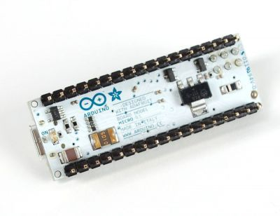 Micro Clone For Arduino