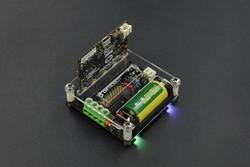 micro: IO-BOX Pin Genişletme Kartı (Dahili Li-ion Pil Yuvalı) - Thumbnail